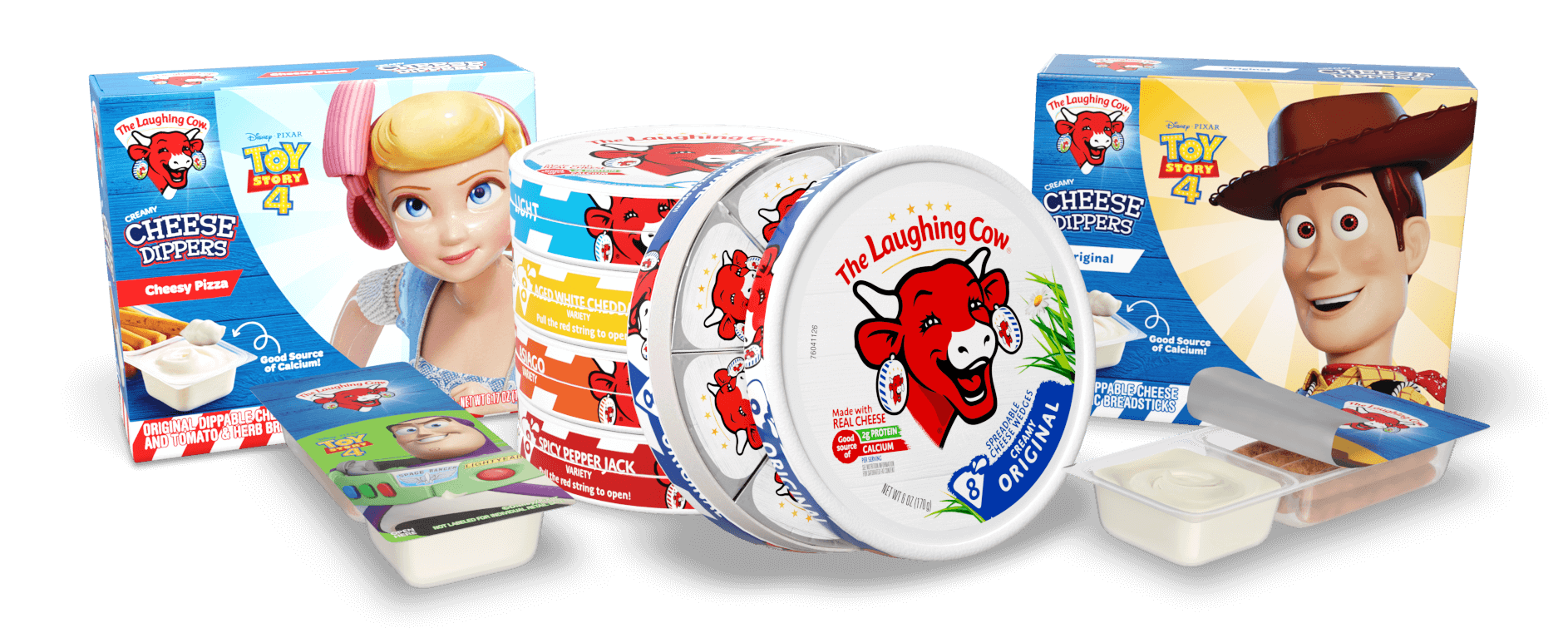 The Laughing Cow Product Locator